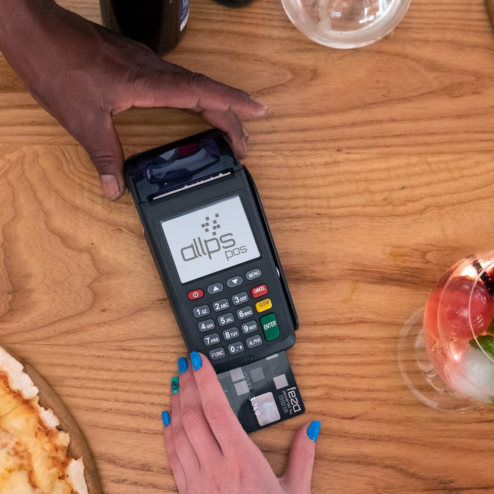 What makes ALLPS-POS stand out from the rest?