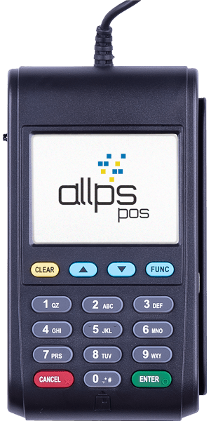 Countertop POS Device